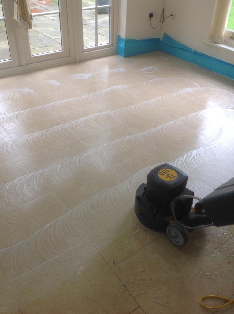 Porcelain Tile Cleaning Gamlingay During