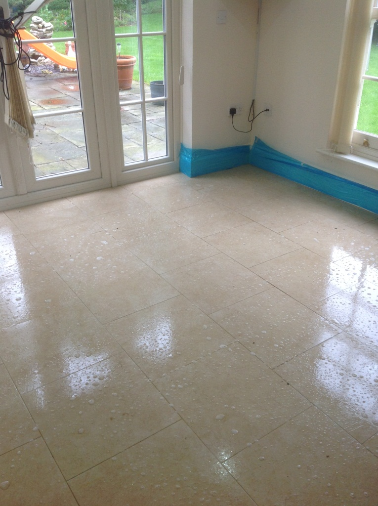 Porcelain Tile Cleaning Gamlingay During