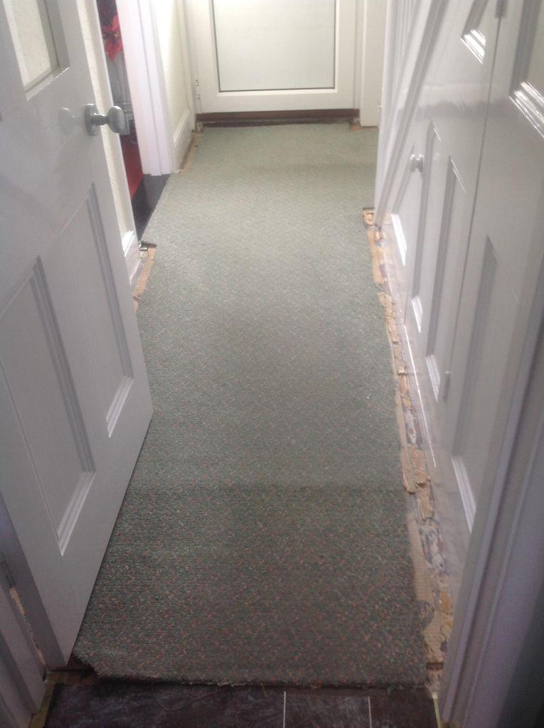 Renovating An Original Edwardian Tiled Hallway To Peak