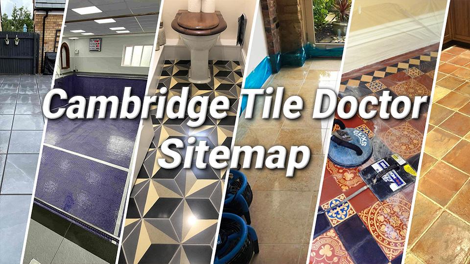 Cambridge Tile Doctor Sitemap